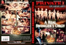 Реальная Свингер Оргия / Private Independent: A Real Swinger's Orgy + бонус